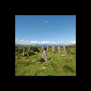 Stone Circle, Beara