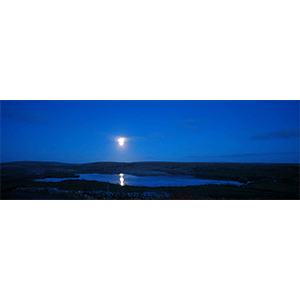 Burren Moonrise