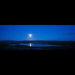Burren Moonrise