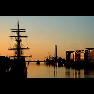 Early Morning, Dublin