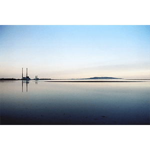 Poolbeg and Howth